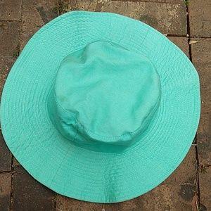 Reversible summer hat